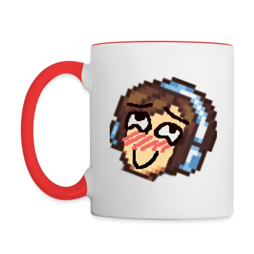 Lewd Mug - Contrast Coffee Mug
