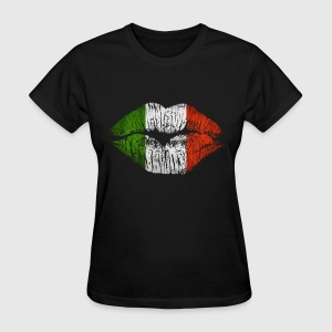 italy kiss - Women's T-Shirt