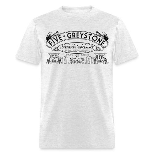 Five Greystone Men's Band Tee - Men's T-Shirt
