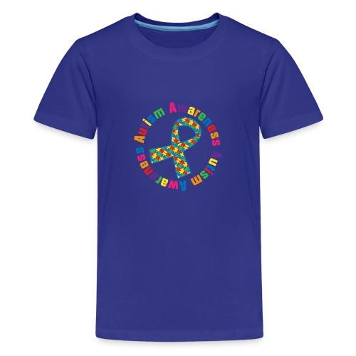 Children's T-shirt Autism Awareness - Kids' Premium T-Shirt