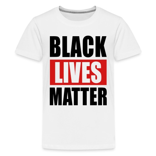 Black Lives Matter Tee - Kids' Premium T-Shirt