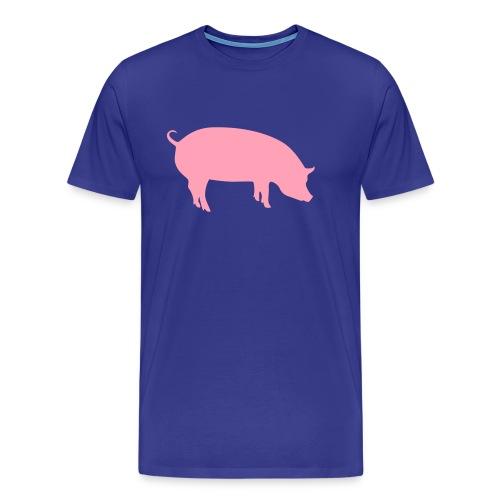 Pig Shirt - Men's Premium T-Shirt