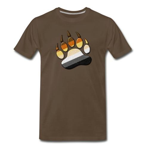 Bear Claw Shirt - Men's Premium T-Shirt