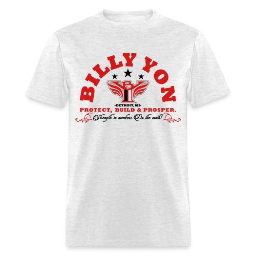 Protect, Build & Prosper - Men's T-Shirt