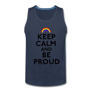 Be Proud - Men's Premium Tank