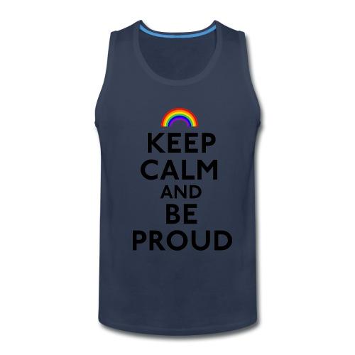 Be Proud - Men's Premium Tank