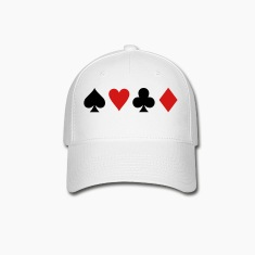 Playing Card Symbols Caps