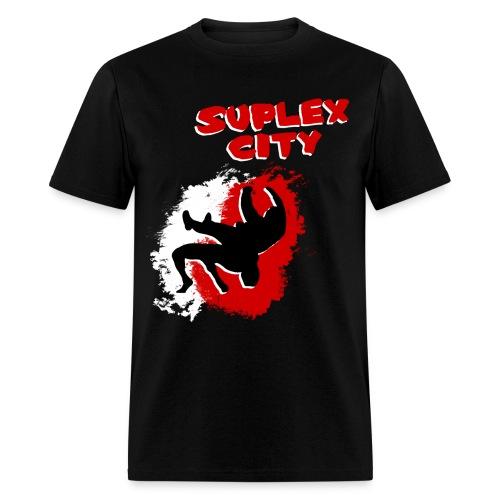 Suplex City (Mens) - Men's T-Shirt