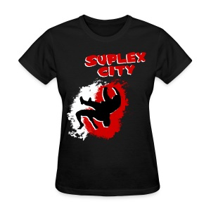 Suplex City (Womens) - Women's T-Shirt