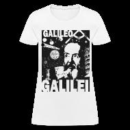 Women's T-Shirts ~ Women's T-Shirt ~ Galileo Galilei