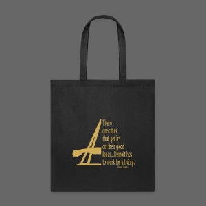 Detroit Works - Tote Bag