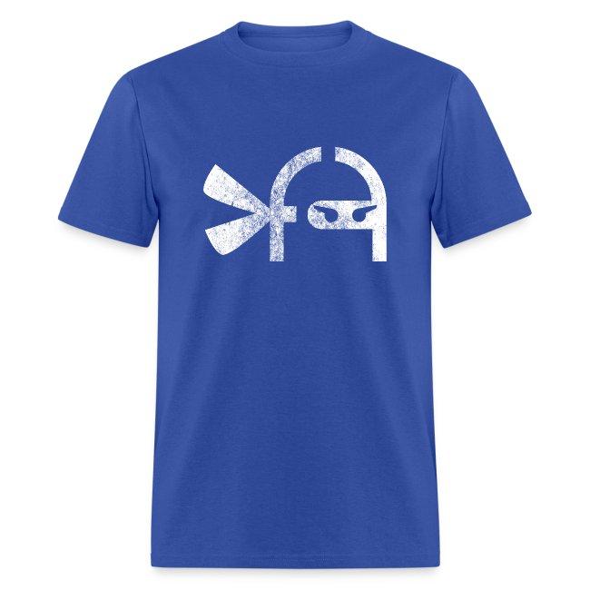 FunAwesome Ninja Men's Basic T-Shirt