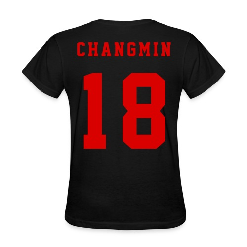 Changmin - Women's T-Shirt