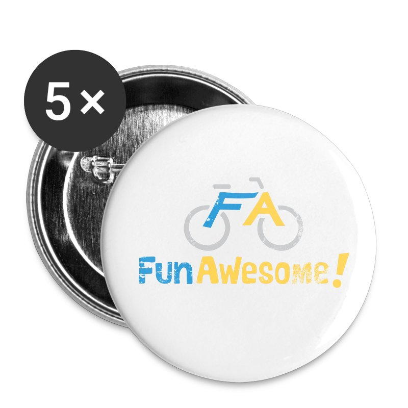 FunAwesome Button - Small Buttons