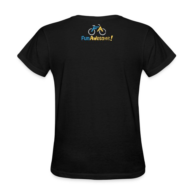 FunAwesome Ninja Women's T-shirt