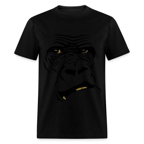 black APE face tee - Men's T-Shirt