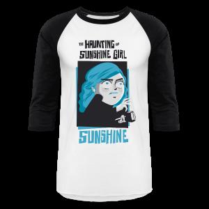 Brave  - Baseball T-Shirt
