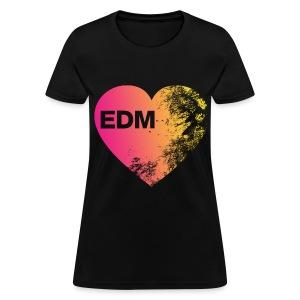 EDM Women's T-Shirt - Women's T-Shirt