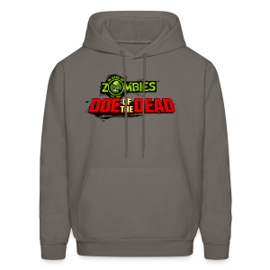 In Case of Zombies: Doe of the Dead - Men's Hoodie