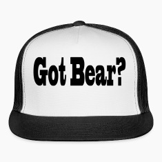 Got Bear Trucker cap