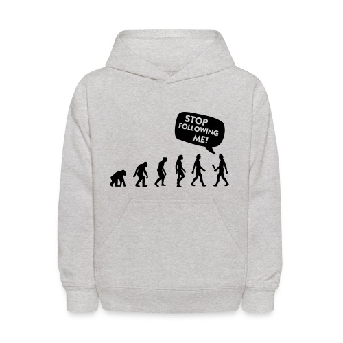 Shadow Sqwaud Evolution Kid's Hoodie - Kids' Hoodie