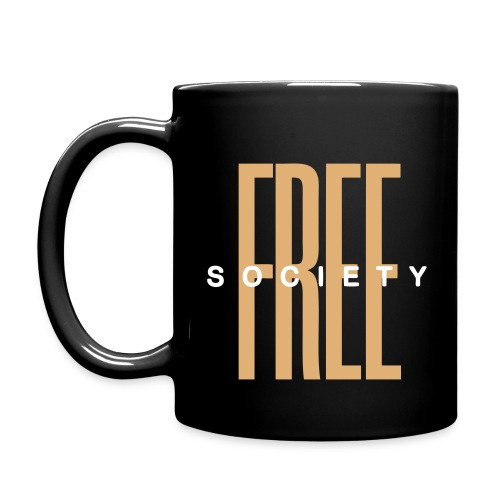 Free Society MUG - Full Color Mug