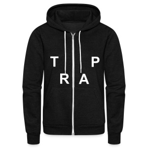 TRAP Jacket - Unisex Fleece Zip Hoodie