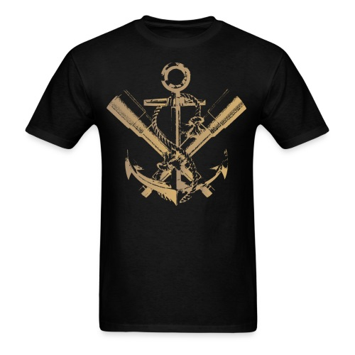 anchor t shirt forever - Men's T-Shirt