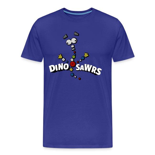DinoSawrs T-shirt Mens