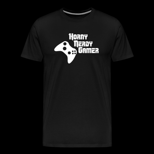 HNG Xbox T shirt - Men's Premium T-Shirt