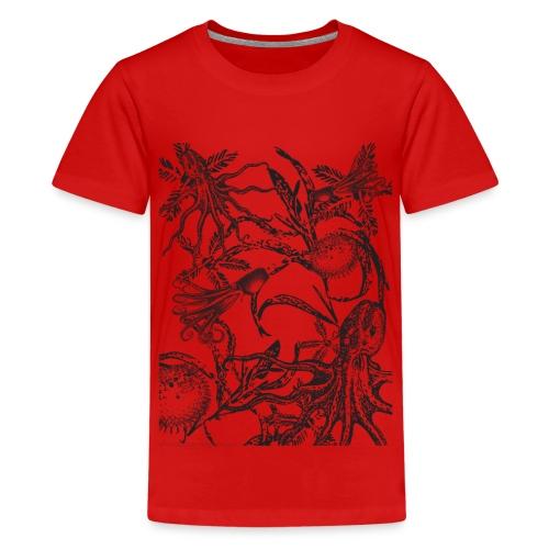 Tako Tuesday (Short) Kids' Shirts - Kids' Premium T-Shirt