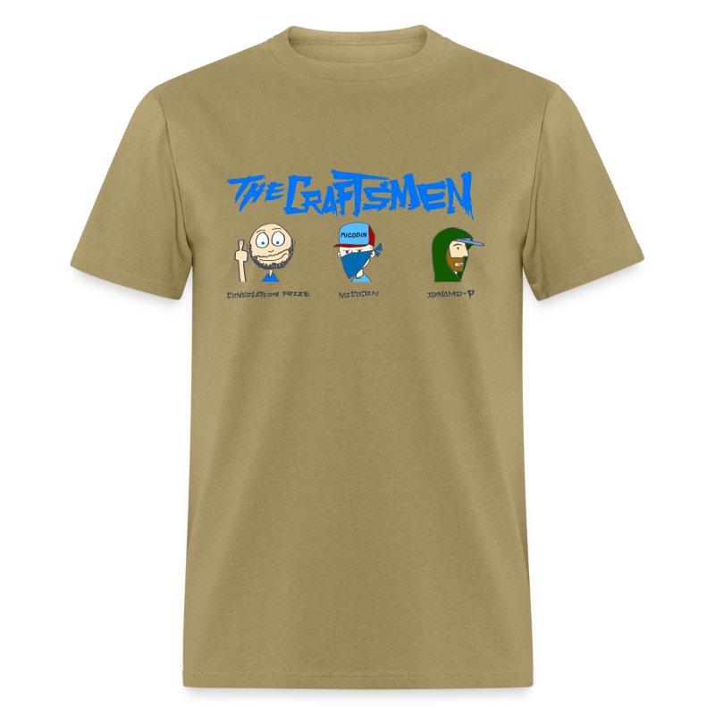 Craftsmen New T Design - Men's T-Shirt