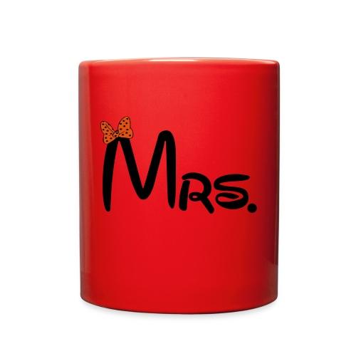 Mrs. Mug - Full Color Mug