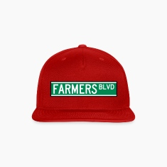 FARMERS BLVD SIGN Caps