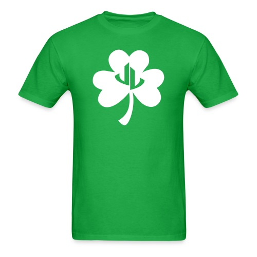 Mens Shamrock - Men's T-Shirt