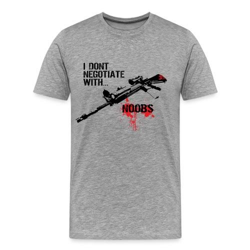 no negotiation - Men's Premium T-Shirt