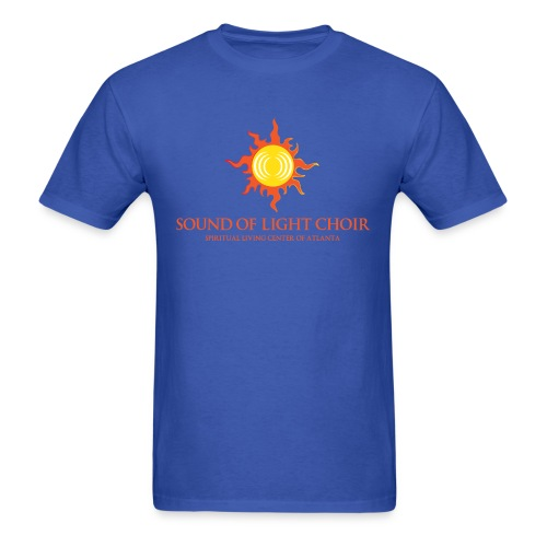 SOL Choir Logo Tee - Men's T-Shirt