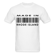 T-Shirts ~ Men's T-Shirt ~ Made in Rhode Island