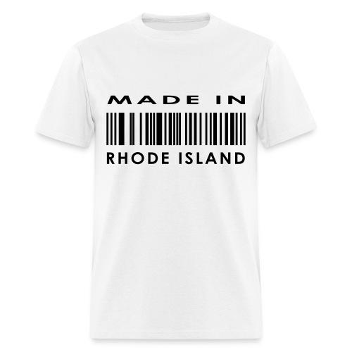 Made in Rhode Island - Men's T-Shirt