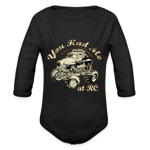 RC BABiES WARM - Long Sleeve Baby Bodysuit