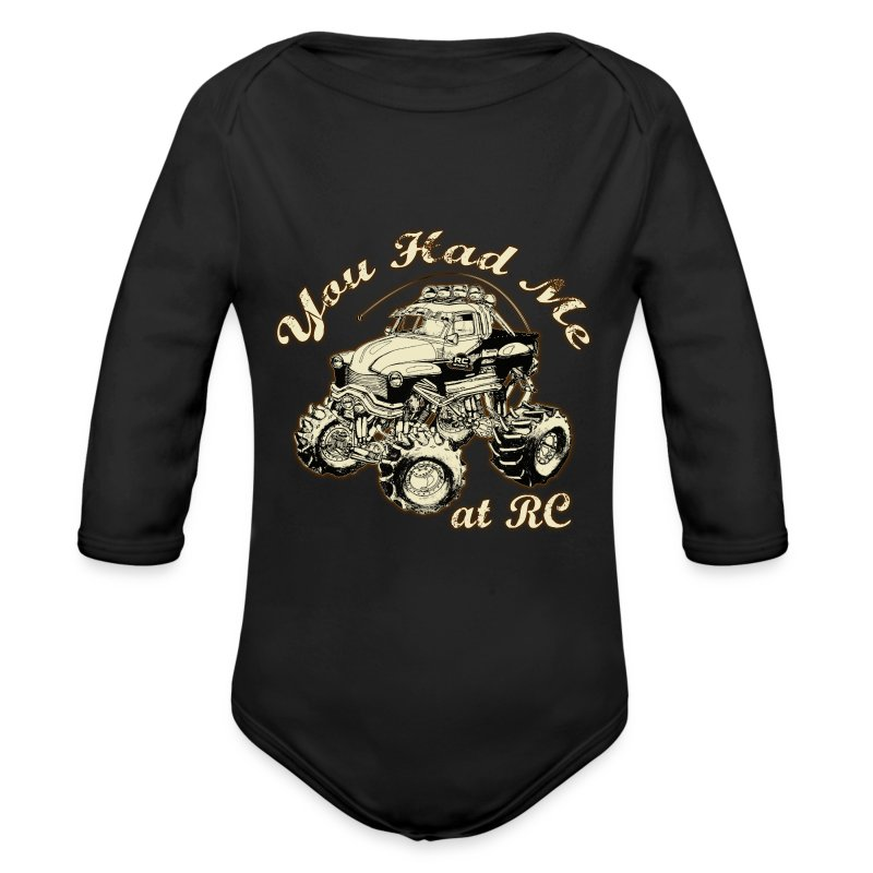 RC BABiES WARM - Long Sleeve Baby Bodysuit