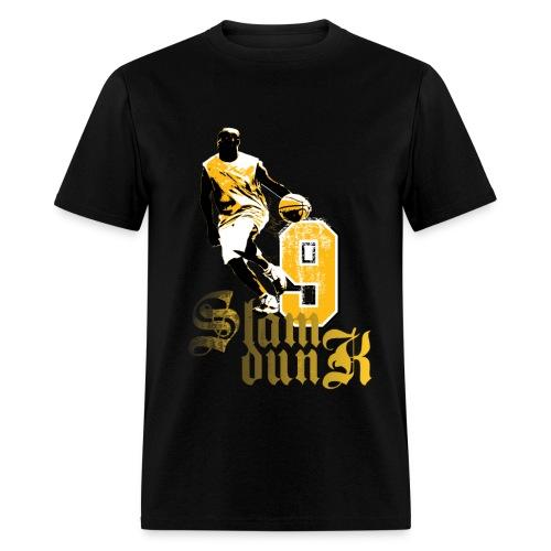 t-shirt slam dunk - Men's T-Shirt