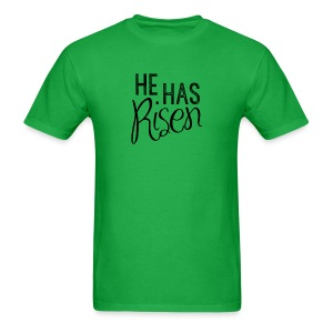 He Has Risen - Men's - Men's T-Shirt