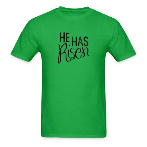 He Has Risen - Men's - Men's T-Shirt