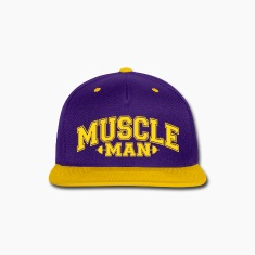 Muscle Man Caps