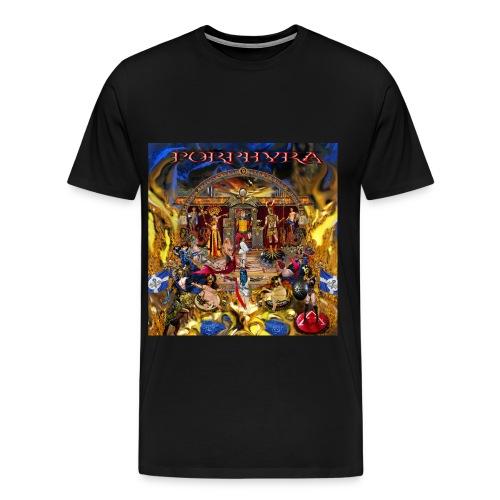 Album Cover Art Tee - Men's Premium T-Shirt