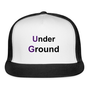 THE LEGACY UNDERGROUND FIRST PRODUCT - Trucker Cap