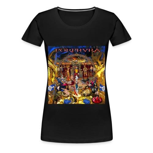 Album Cover Art Tee - Women's Premium T-Shirt