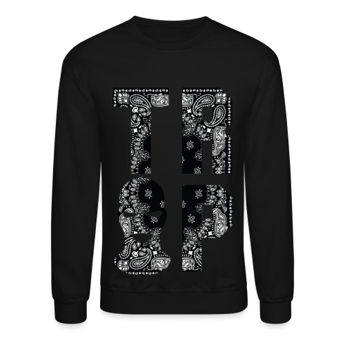 TRAP Mens Crewneck - Crewneck Sweatshirt