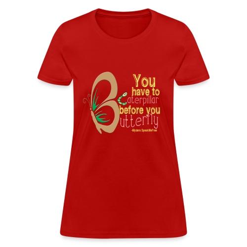 C-before you-B Ladies Tee - Women's T-Shirt